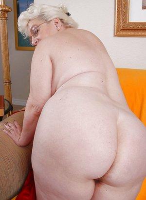 Big Granny Ass Porn
