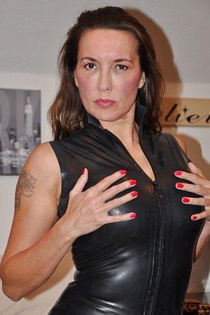 Leather Milfs Porn