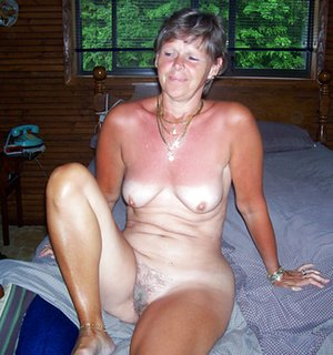 Tanned Milf Porn